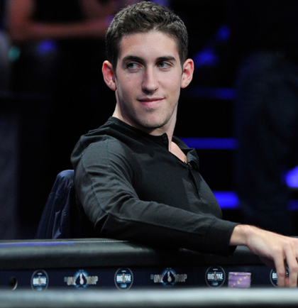 Bid on Private Poker Lesson for 1 with Daniel Coleman