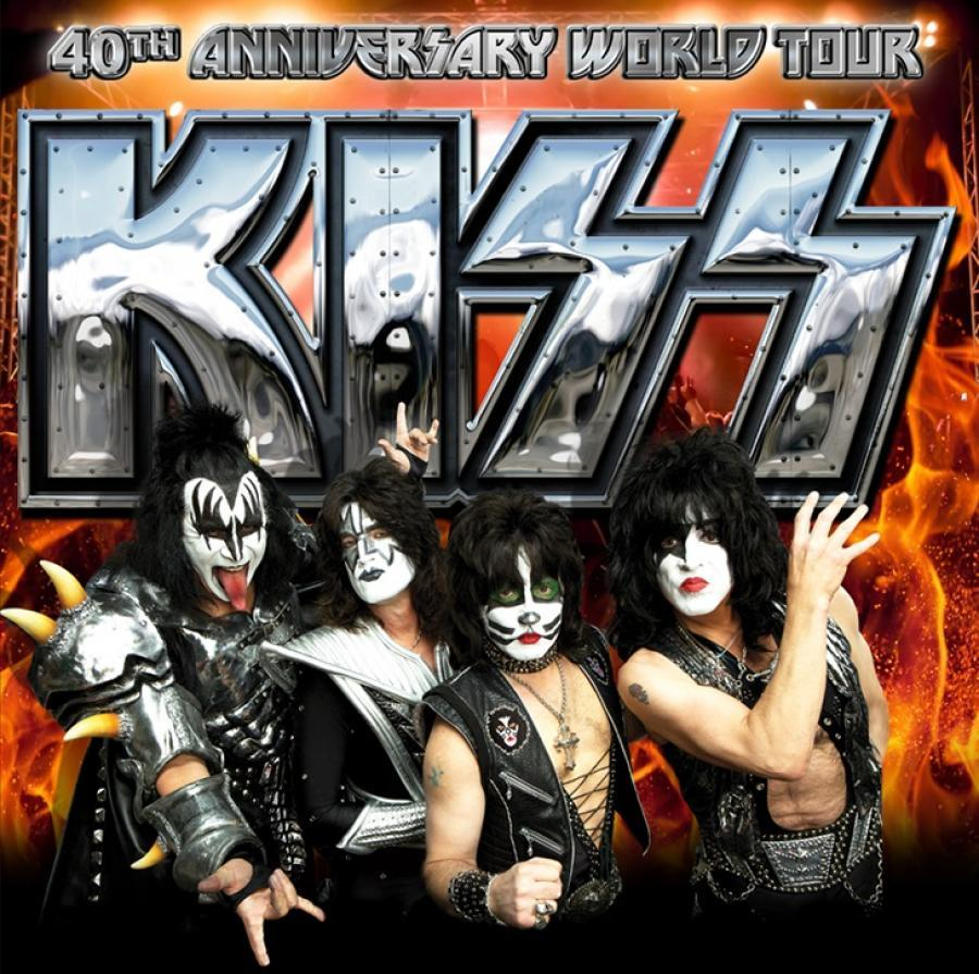 Charitybuzz Ultimate KISS Fan Experience For See Back To Back - European tours 2015