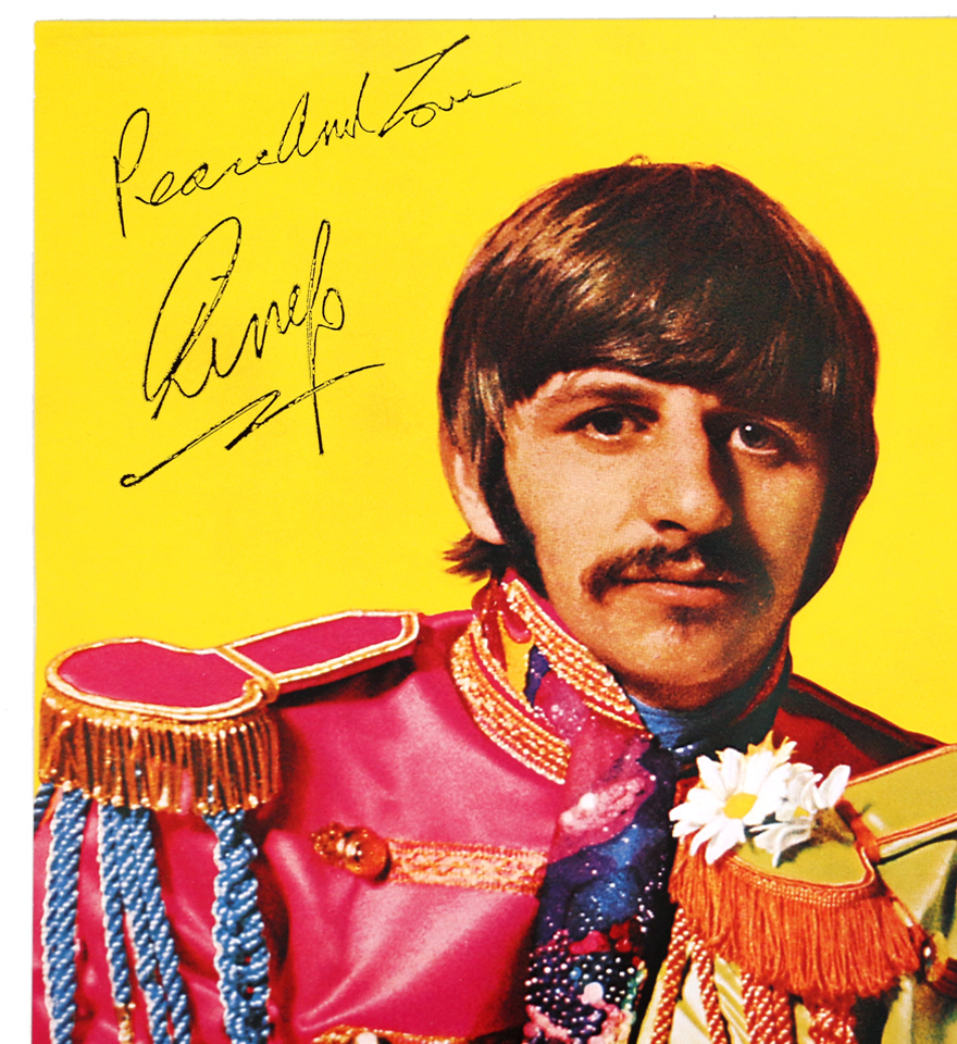 Image result for ringo starr peppers