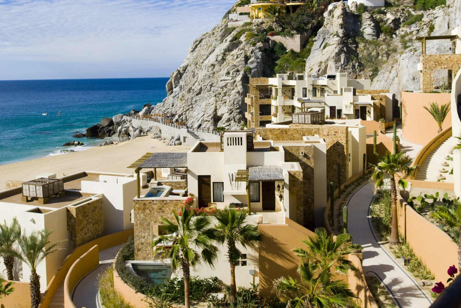 Charitybuzz 3 night stay at the capella pedregal luxury for Pedregal cabo san lucas
