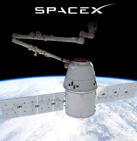 Charitybuzz: Tour for 10 of SpaceX's Rocket and Spacecraft ...