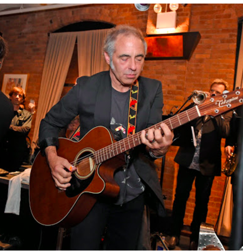 Charitybuzz: Private Guitar Lesson with Nils Lofgren at ...