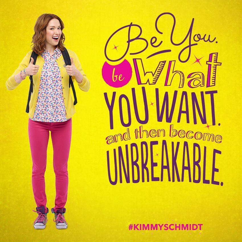 Charitybuzz Visit The Set Of Netflixs Unbreakable Kimmy Schmidt In