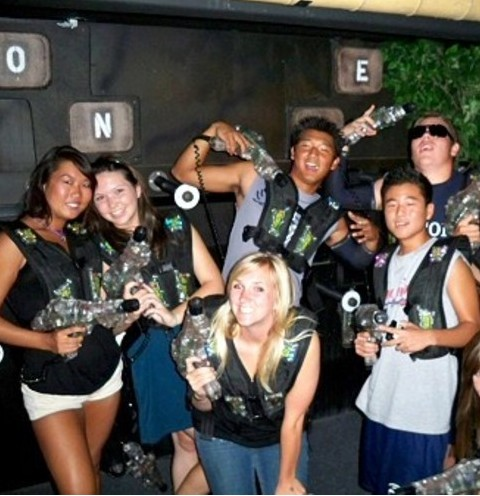 Charitybuzz Laser Tag Party For 16 At Laser Tag Zone In