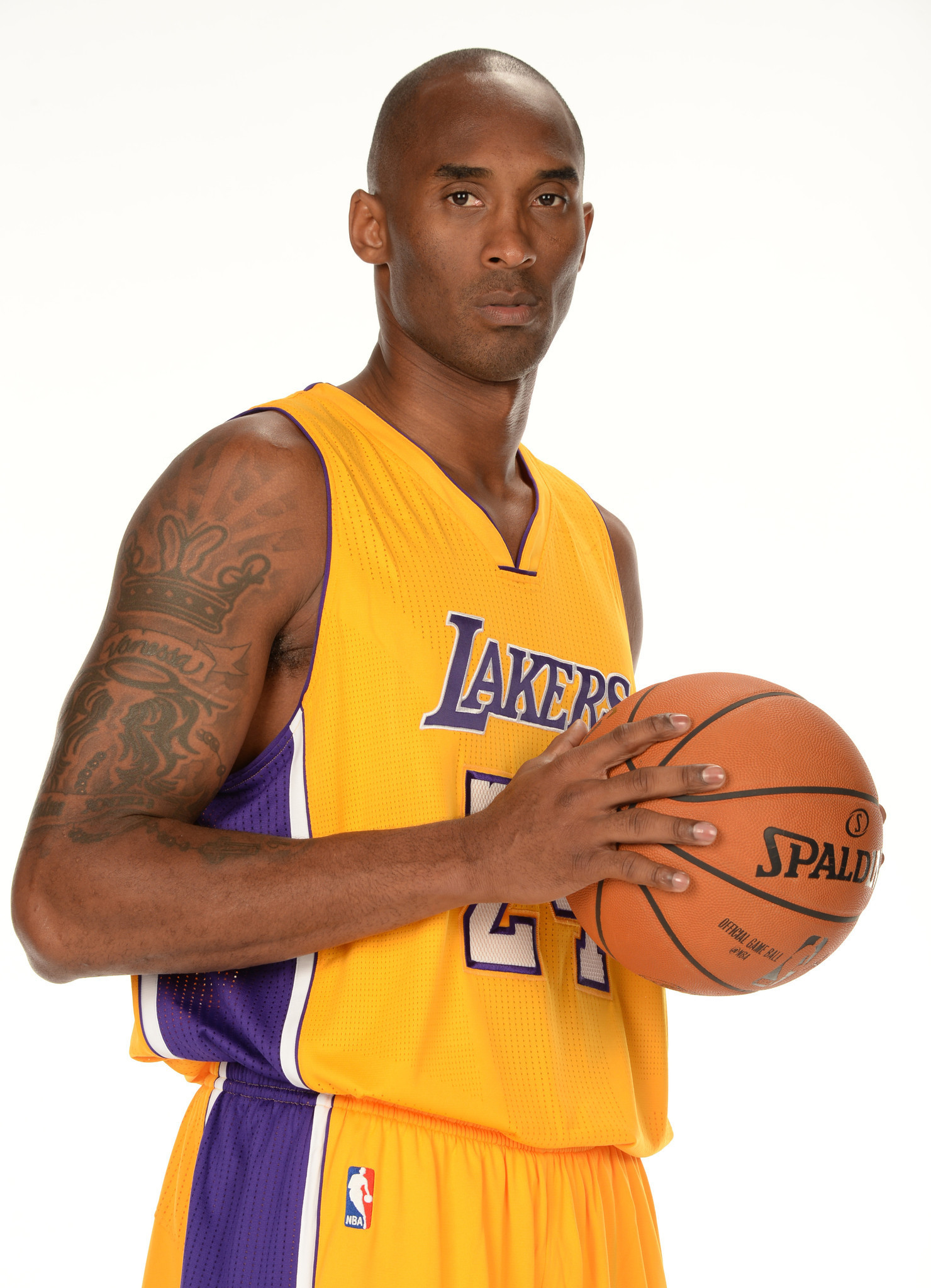 Charitybuzz  Authentic Los Angeles Lakers Jersey Signed by Kobe ... c95beea5a