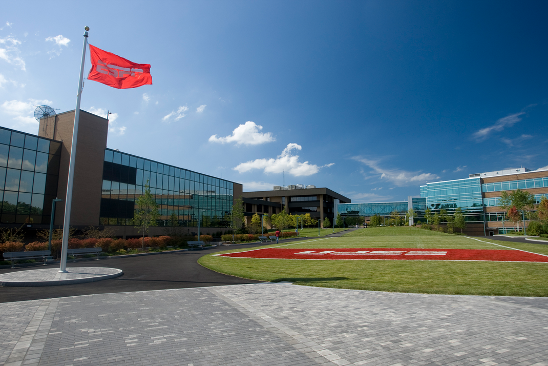 Charitybuzz tour the espn headquarters in bristol ct and for Allart center