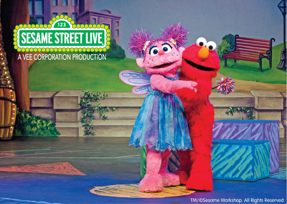 Charitybuzz 4 tickets and pre show meet ampamp greet to sesame 4 tickets and pre show meet greet to sesame street live m4hsunfo