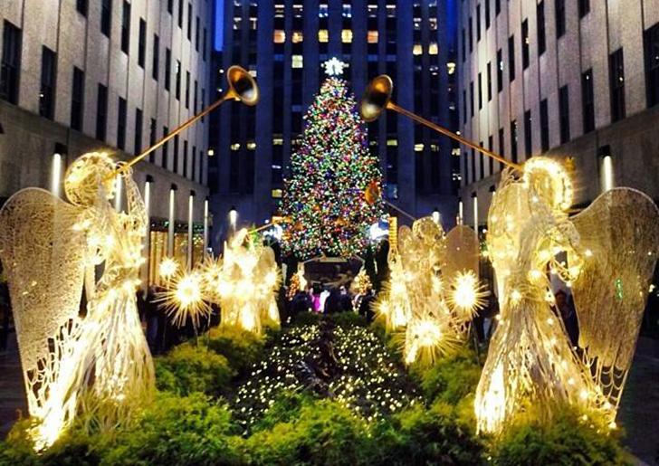 Charitybuzz: Dinner Gala Overlooking Rockefeller Tree ...