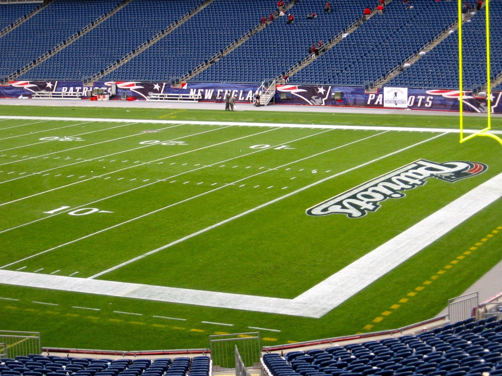New England Patriots Location Of Home Field