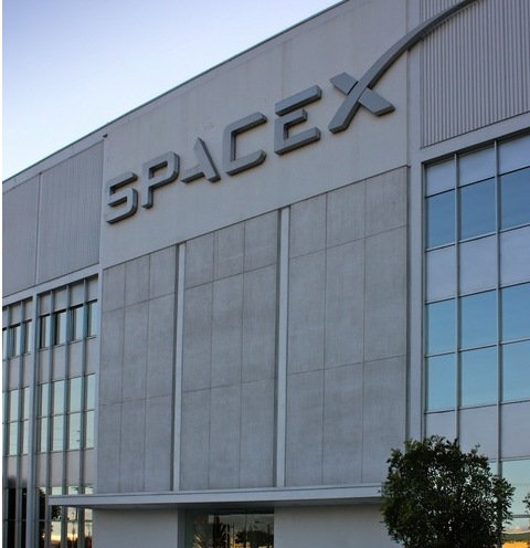 Charitybuzz: Tour and Lunch for 2 at the SpaceX Rocket ...