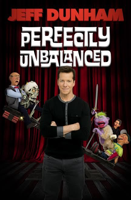 Charitybuzz meet jeff dunham with 4 vip tickets to the perfectly original m4hsunfo
