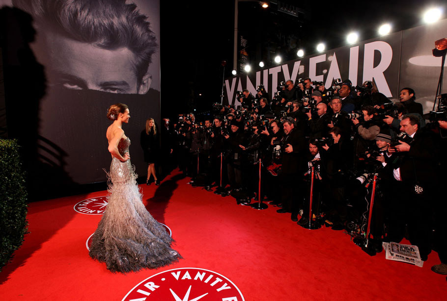 Charitybuzz: 2 Invitations to the Exclusive Vanity Fair Oscar ...