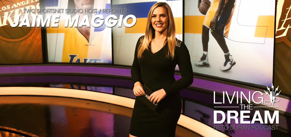 Charitybuzz Shadow Lakers Broadcaster Jaime Maggio And Go Behind The Lot 926201