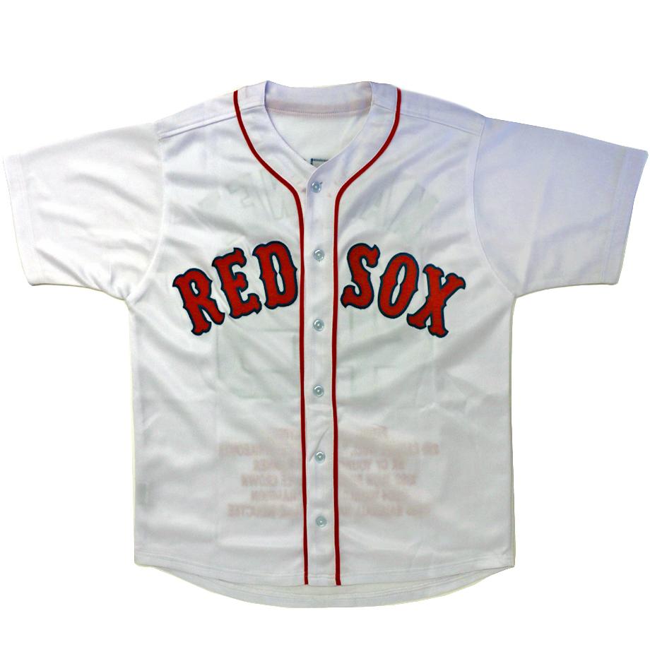 wholesale dealer 0dc0c fb0b2 Pedro Martinez Signed Boston Red Sox Career ... - Charitybuzz