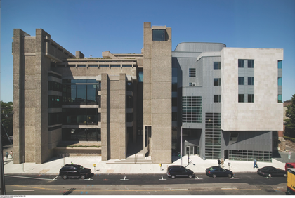 charitybuzz tour rudolph hall and loria center at yale On dean of architecture yale