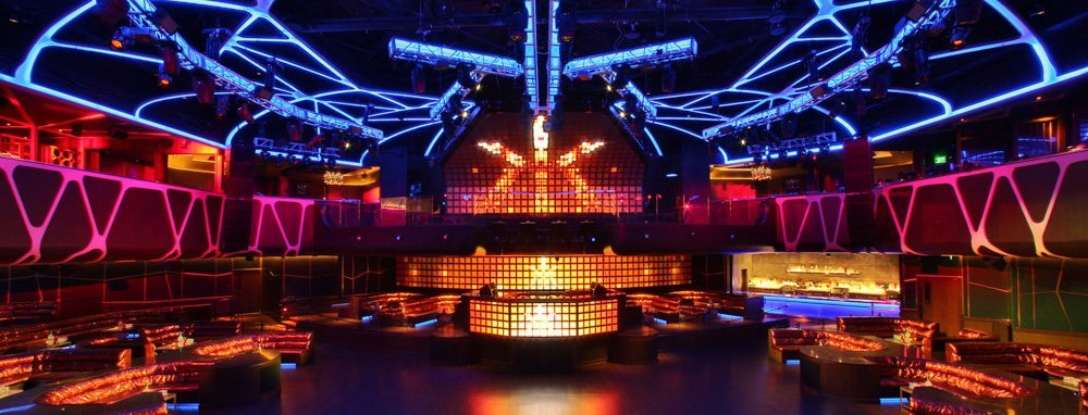 Charitybuzz Vip Table For 8 People At Hakkasan Nightclub