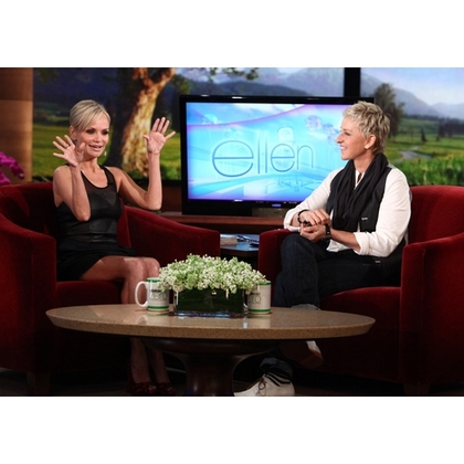 charitybuzz 2 tickets to the ellen degeneres show lot 223606. Black Bedroom Furniture Sets. Home Design Ideas