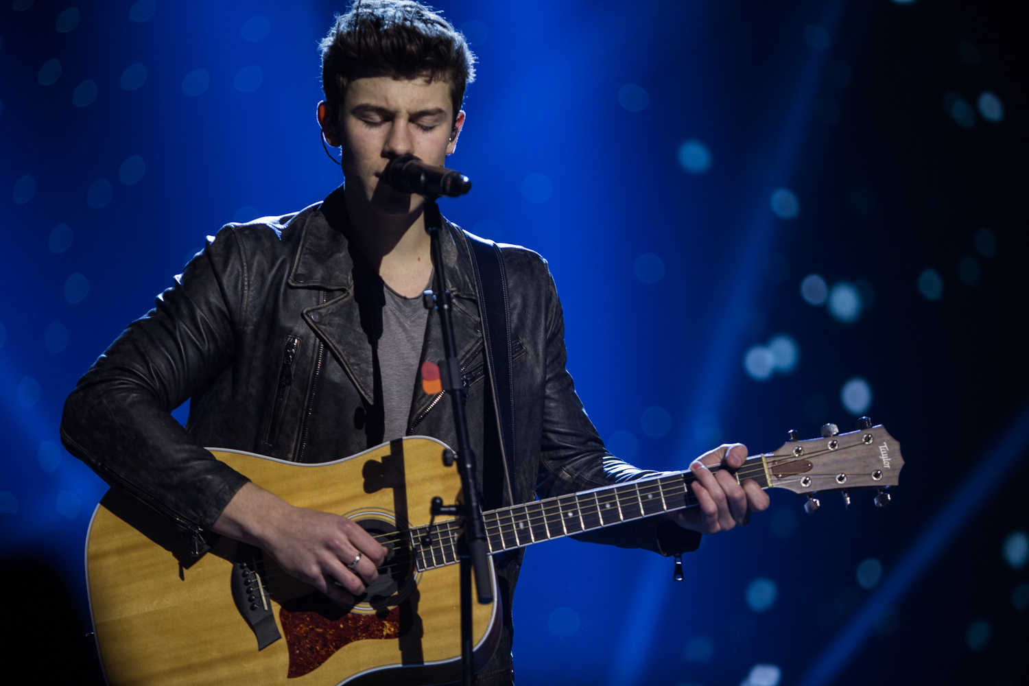 Charitybuzz meet shawn mendes with 4 vip tickets to a 2016 concert original m4hsunfo