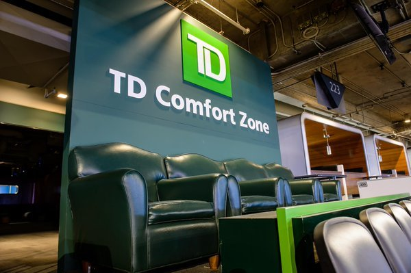 how to get td comfort zone tickets