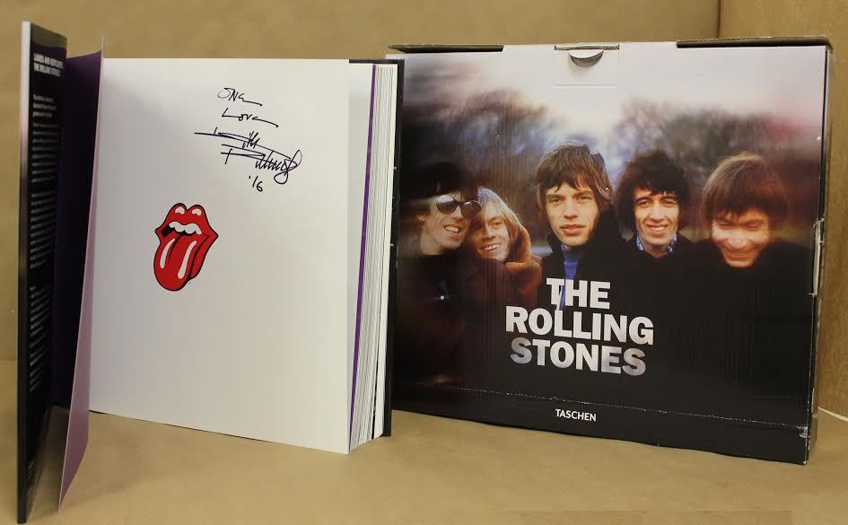 Booking The Rolling Stones