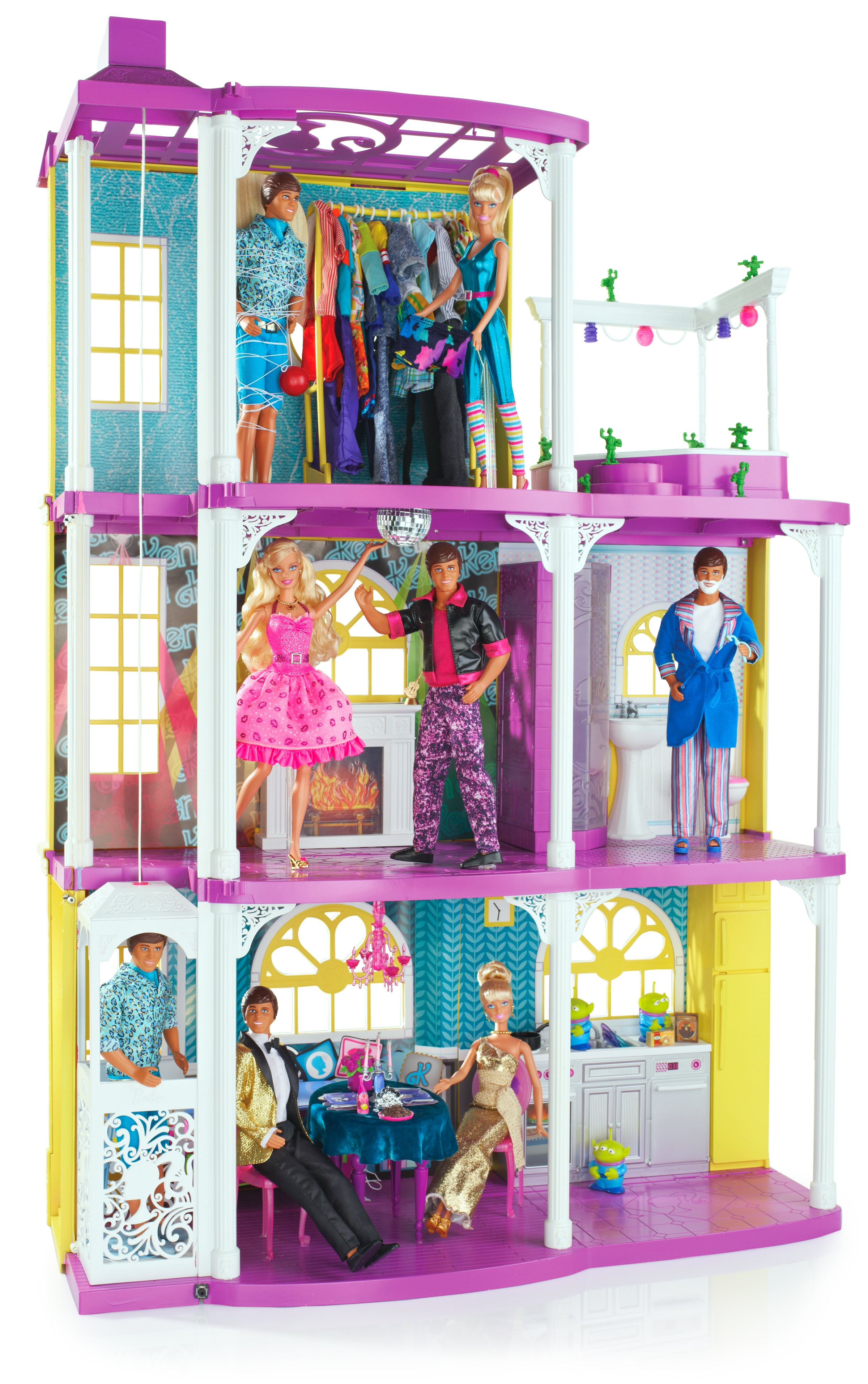 Charitybuzz Ken Dream House From Disney Pixar S Toy Story 3