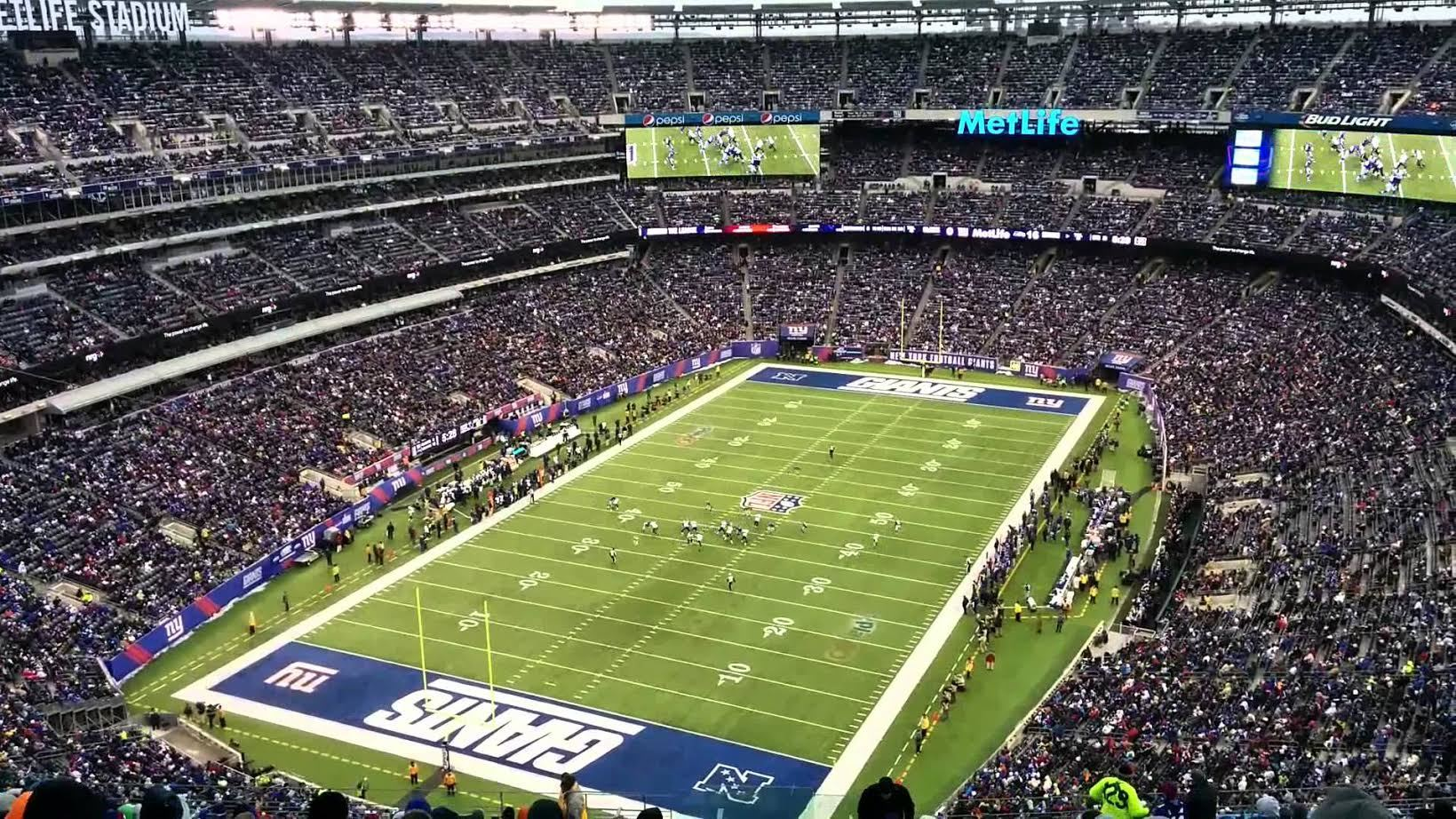 19bf75cbec3 Charitybuzz: New York Giants VIP Experience: 2 Tickets & Pre ...