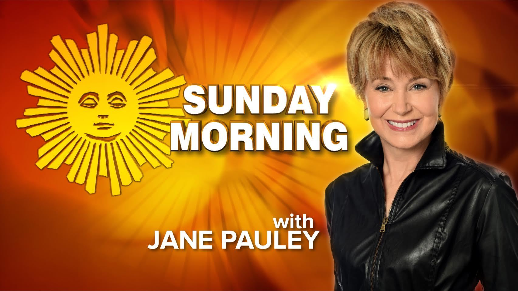 Sit in For CBS News Sunday Morning with Jane     - Charitybuzz