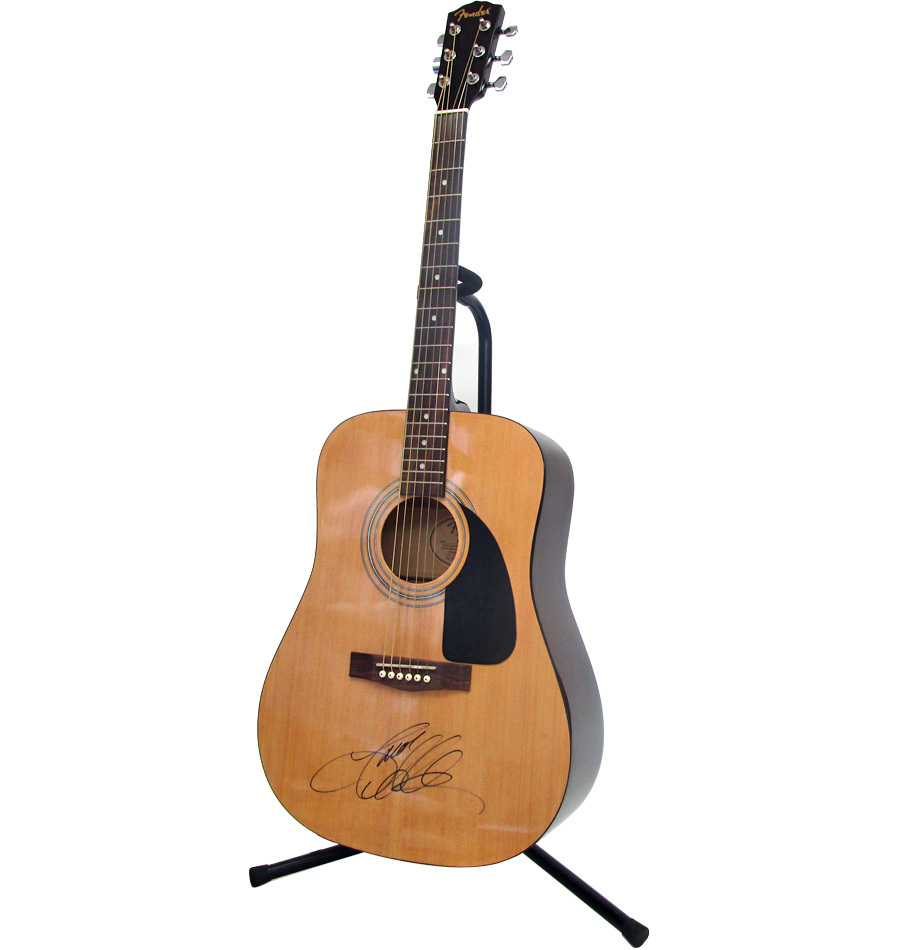 charitybuzz jason aldean signed acoustic guitar lot 1195101. Black Bedroom Furniture Sets. Home Design Ideas