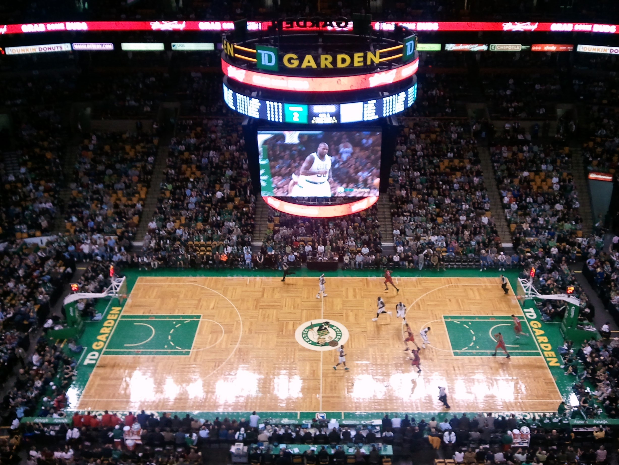 Charitybuzz 2 Tickets To Boston Celtics Vs New Orleans Pelicans Game Lot 1197900