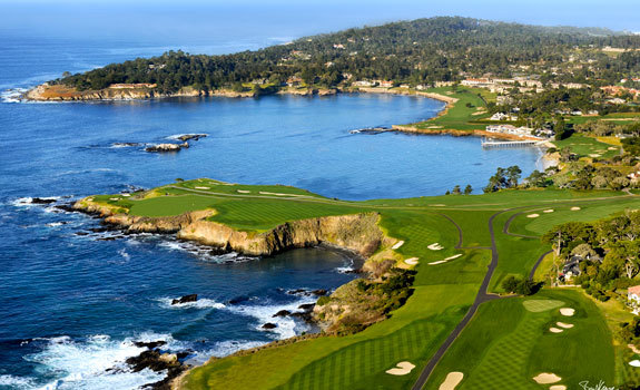 257cca20db94 3 Night Stay for 2 at The Lodge at Pebble Beach and ... - Charitybuzz
