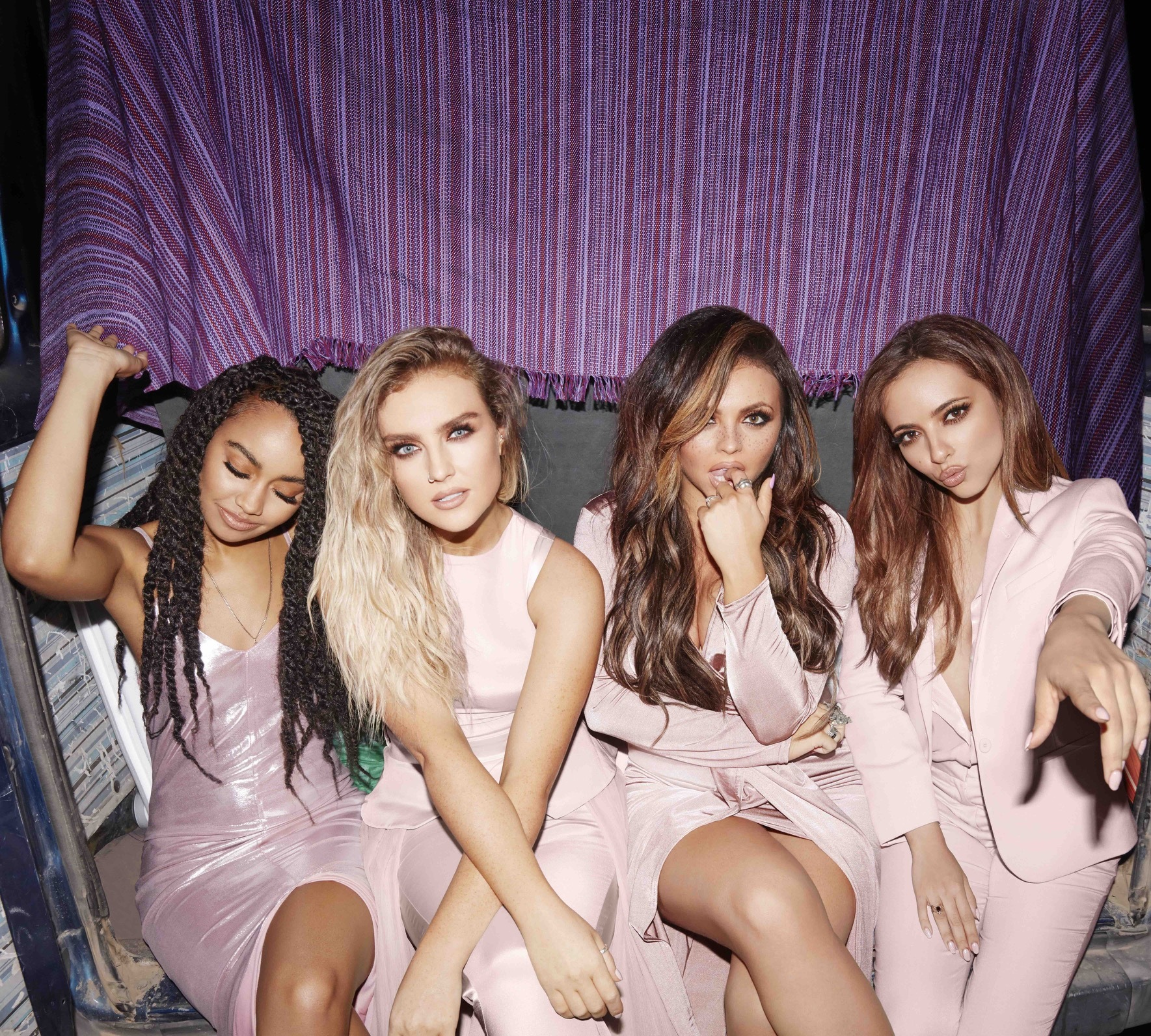 Charitybuzz meet little mix with 3 friends at one of their uk or original m4hsunfo