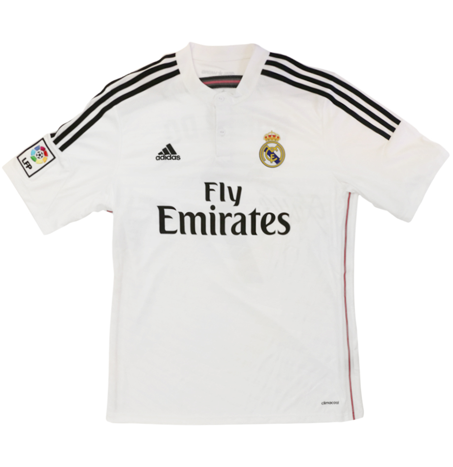 promo code 8fb85 a721c Charitybuzz: Autographed Chicharito Real Madrid Jersey - Lot ...