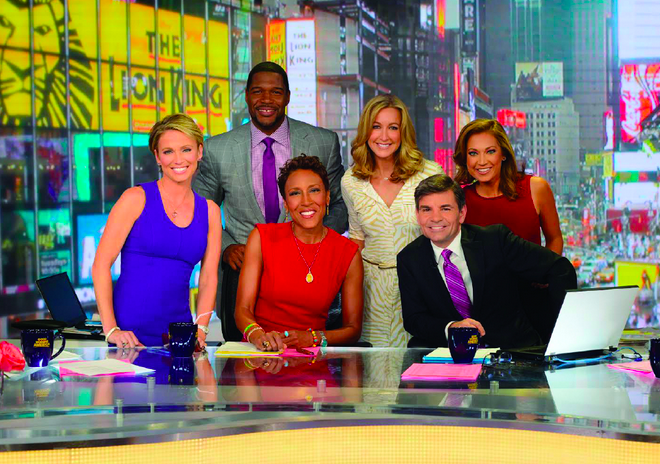 Good Morning America Live Tickets : Charitybuzz vip tickets to a live taping of good