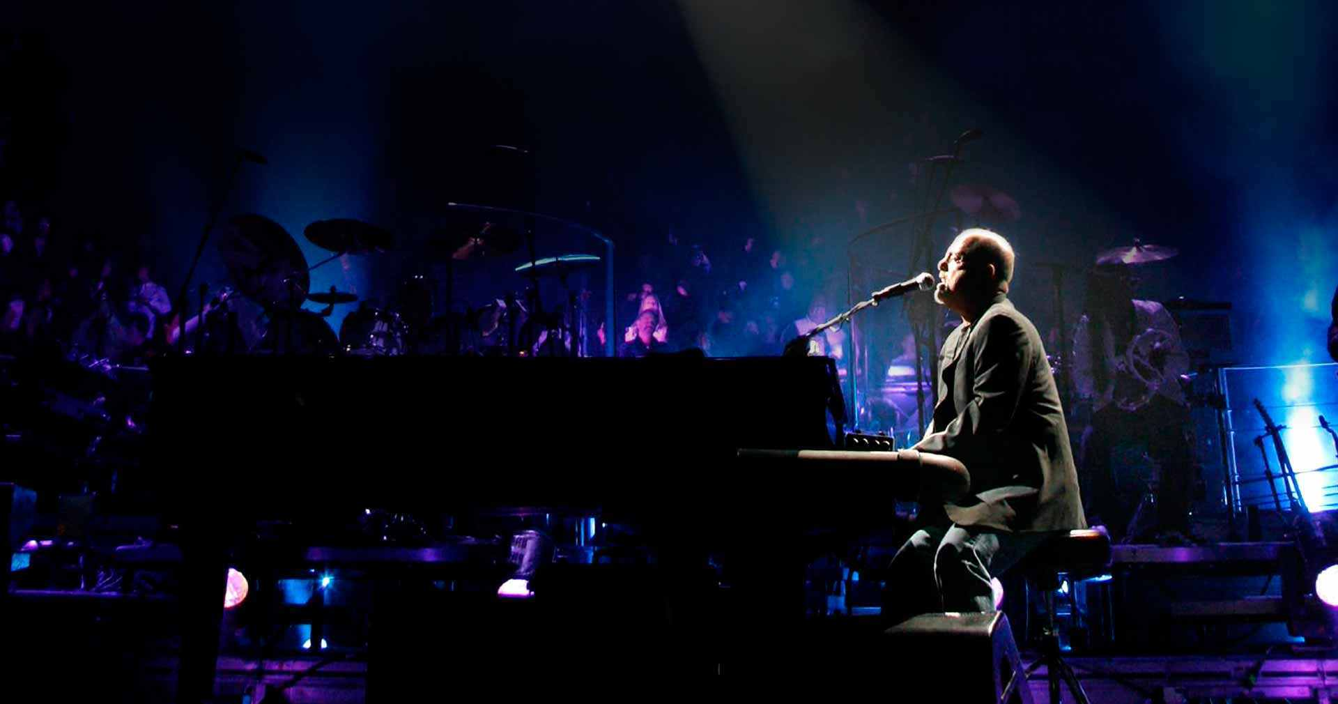 Charitybuzz 2 House Seats To See Billy Joel In Concert At