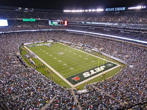 Charitybuzz: 4 Suite Tickets for a New York Jets Home Game in ...