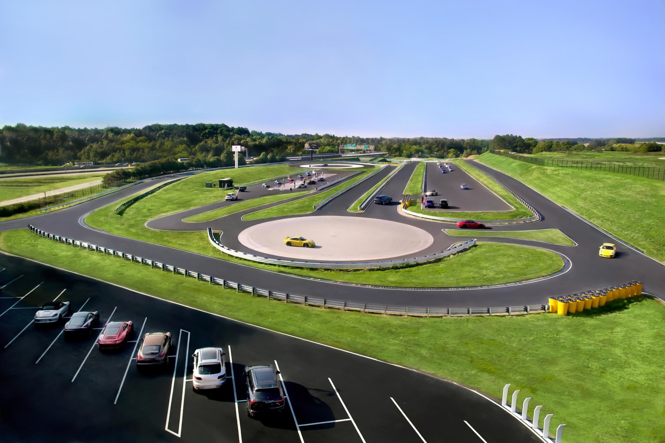 Charitybuzz Driving Experience For 2 At One Porsche Drive In
