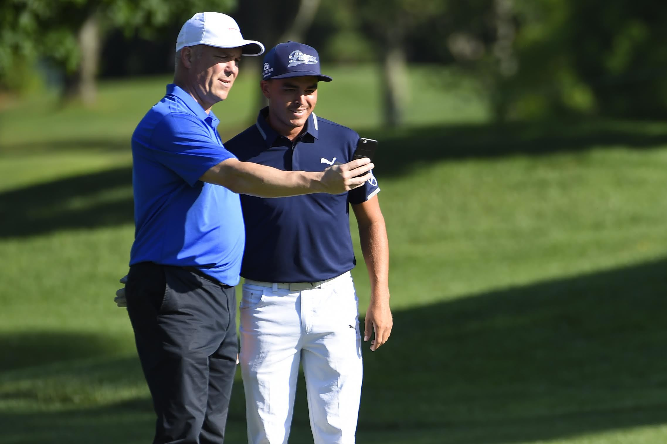 Play with a PGA TOUR Pro at the Quicken Loans     - Charitybuzz