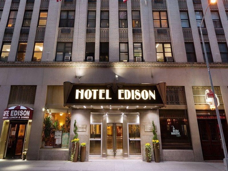 Marked by a rich history and recently renovated accommodations, Hotel Edison is an iconic destination among families, couples, groups, business travelers and 3/5().