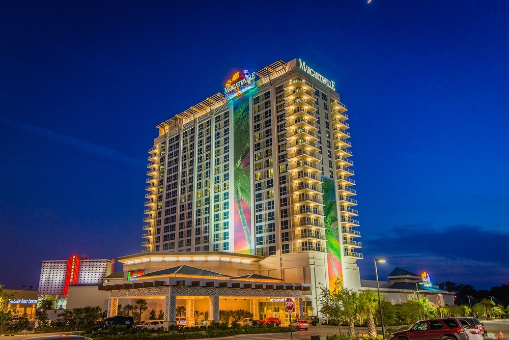 Charitybuzz 5 Night Stay At The Margaritaville Resort In Biloxi