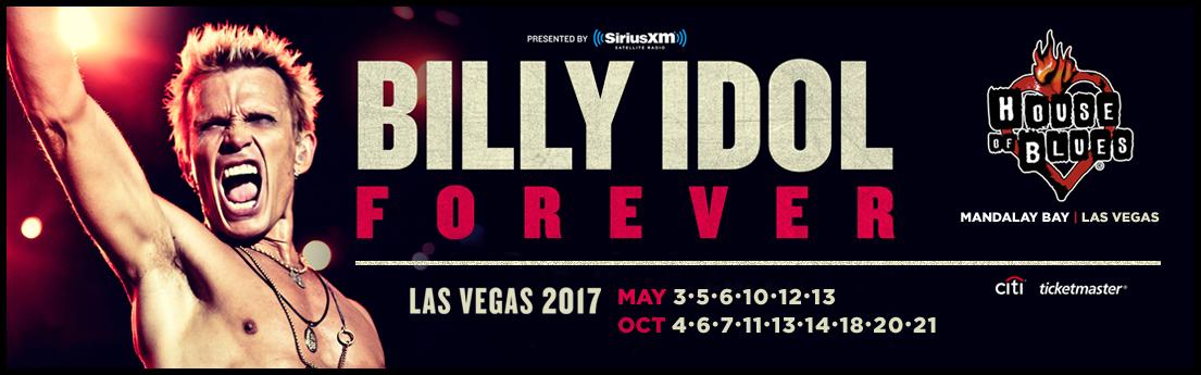 Charitybuzz meet billy idol ampamp steve stevens with 2 tickets original m4hsunfo