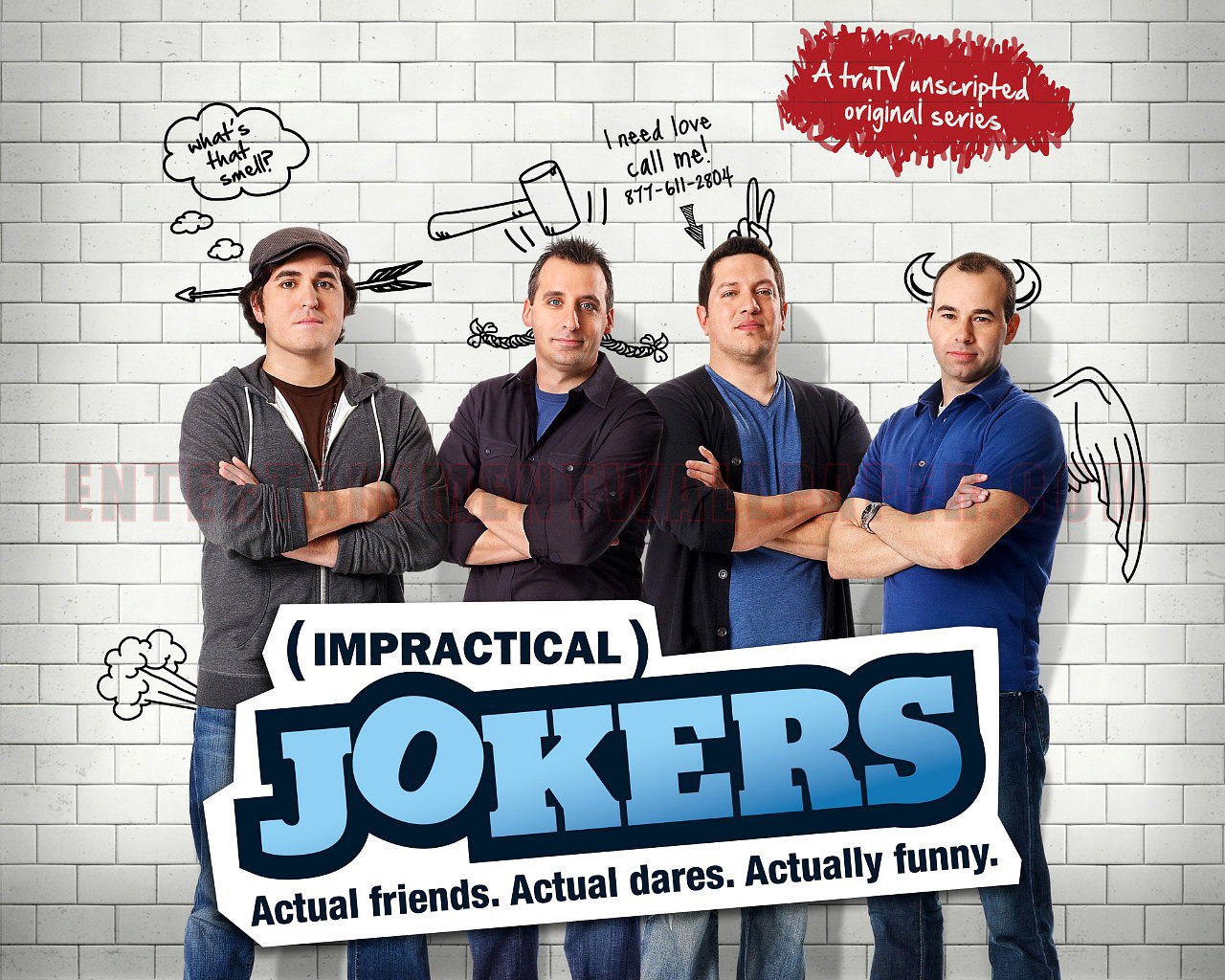 Charitybuzz go behind the scenes of impractical jokers and meet the original m4hsunfo