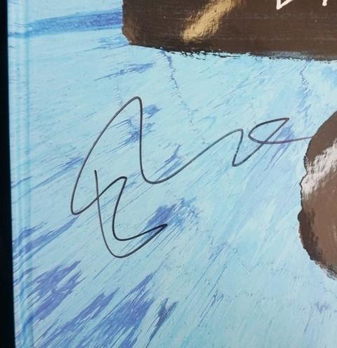 Charitybuzz Ed Sheeran Autographed Guitar Amp Deluxe Vinyl