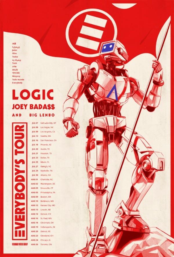 logic tour meet and greet