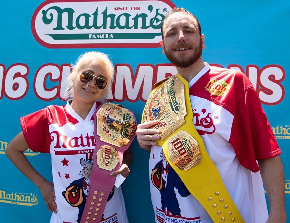 Nathans Hot Dog Contest Rules