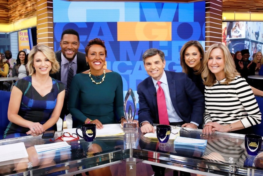 Charitybuzz:... Good Morning America