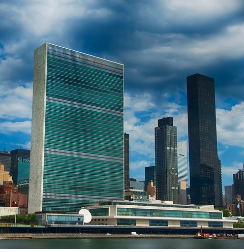 Charitybuzz Private Tour And Lunch At The United Nations
