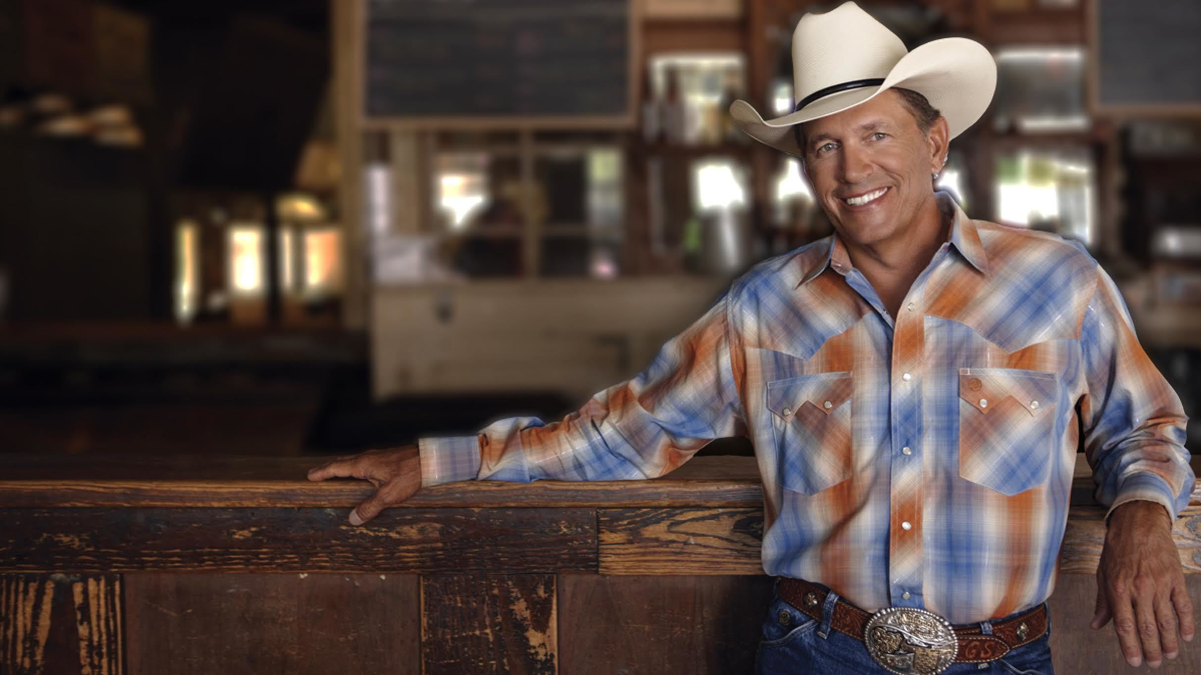Charitybuzz Meet George Strait With 4 Tickets To His Show In Las