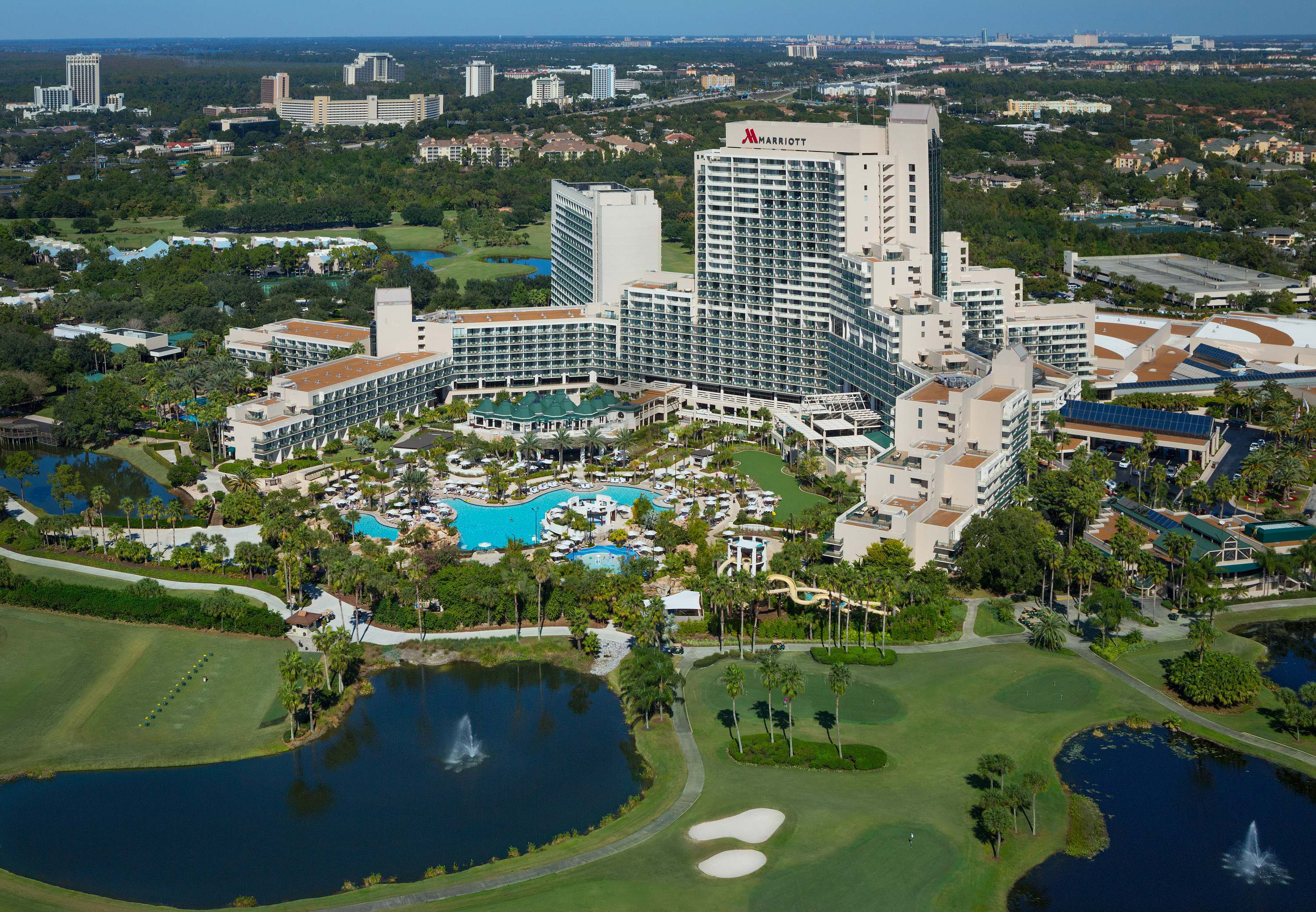 Charitybuzz 2 Night Stay At Orlando World Center Marriott