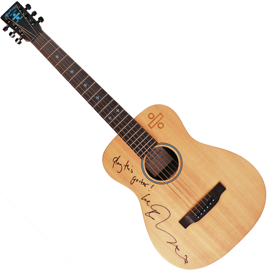 charitybuzz ed sheeran signed signature edition guitar lot 1391802. Black Bedroom Furniture Sets. Home Design Ideas