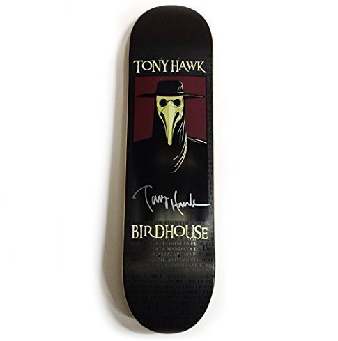 Charitybuzz Skateboard Deck Signed By Tony Hawk Lot 1404113